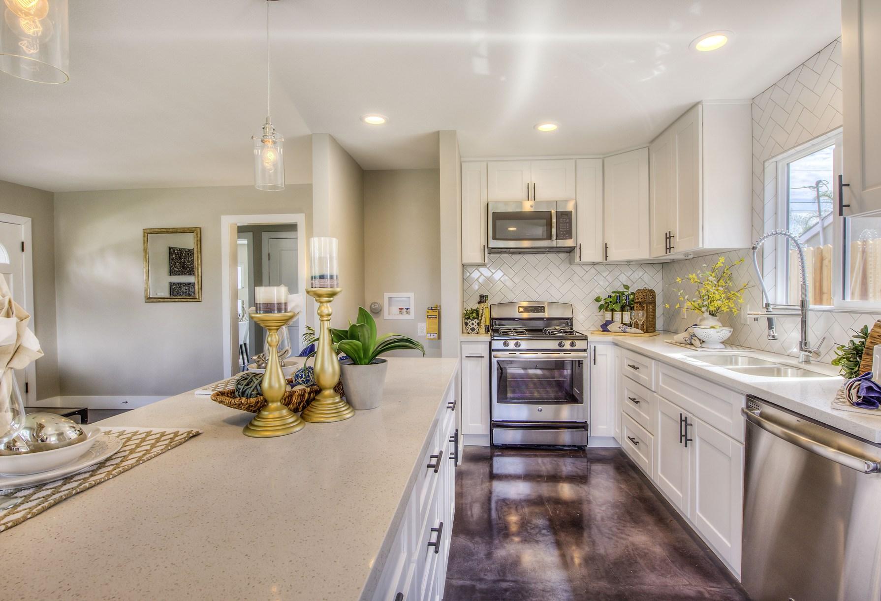 continental ave identity home staging design. Black Bedroom Furniture Sets. Home Design Ideas